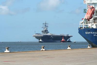 USS Ronald Reagan - 2006