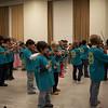 Irish fiddle dancing.