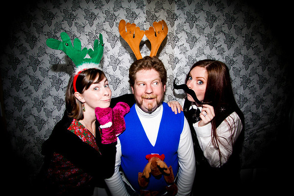 Ugly Christmas Sweater Party 2011