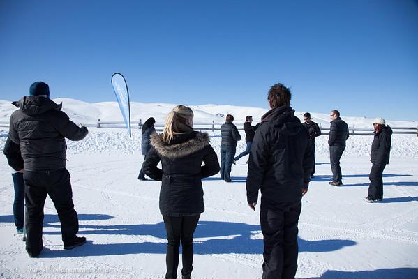 Ultimate Ice Drive, Snow Farm