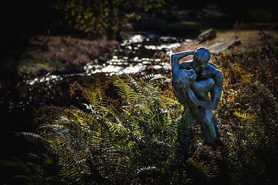 Umlauf Garden Center - Lovers V 1975, bronze