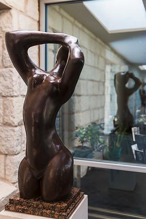 Umlauf Garden Center - Supplication 1966 bronze