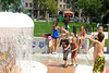 Uncle Wilber Fountain 10th Anniversary Celebration, Colorado Springs, Colorado