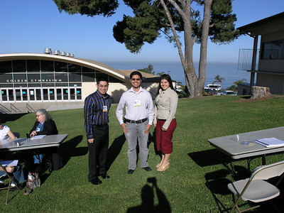 Undergraduate Interns attend the 33rd West Coast Biological Science Undergraduate Research Conference