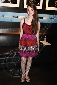 WEST HOLLYWOOD, CA - APRIL 21:  Actress Houston Coleman arrives at the Uneeqability LIVE! concert at The Roxy Theatre on April 21, 2012 in West Hollywood, California.  (Photo by Chelsea Lauren/WireImage)