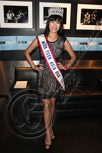 WEST HOLLYWOOD, CA - APRIL 21:  Miss Teen Asia USA Meeghan Henry arrives at the Uneeqability LIVE! concert at The Roxy Theatre on April 21, 2012 in West Hollywood, California.  (Photo by Chelsea Lauren/WireImage)