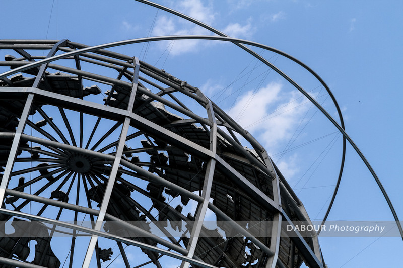 Unisphere photo walk with Rick Sammon at Corona Park, NY