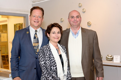 Nicholas Thaw, Dana Klein (Honorary Consul of Macedonia), Eric McWilliams