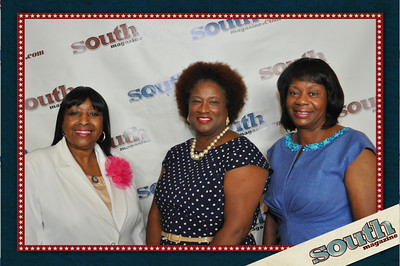 Edna Jackson, Gena Taylor, Stephanie Cutter