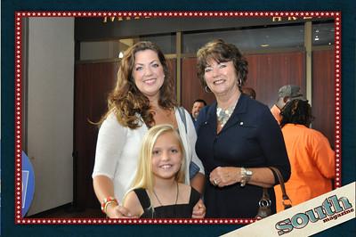 Erin & Cecilia Flannigan, Kathy Oertley