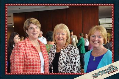 Marian Teuton, Diana Hodges, Peggy Jolley