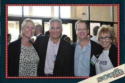 Meredith Walker, Joey Persico, Mark Bennett, Shirley Sessions