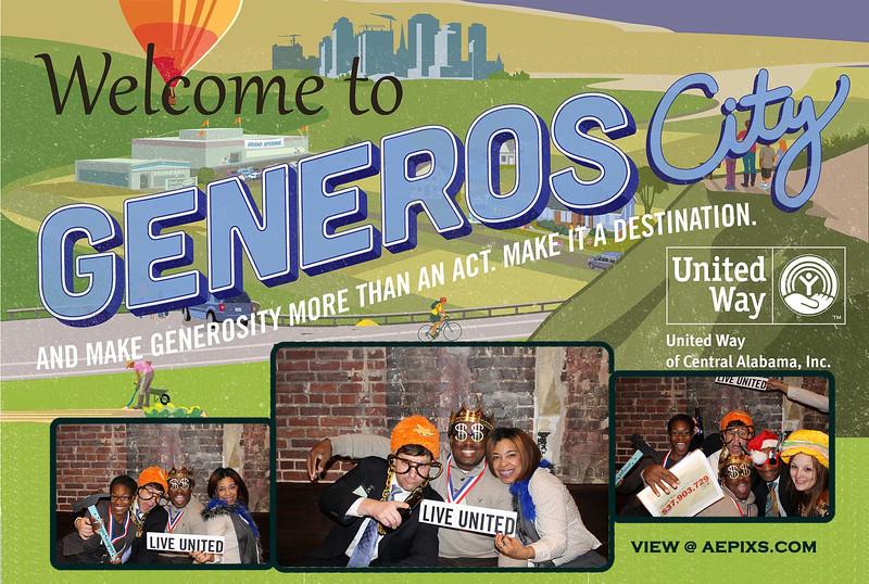 United Way Generoscity 2013