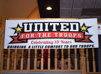 United for Troops Fundraiser, Brewster, NY