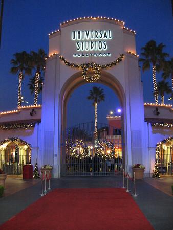 Universal Studios Dec 05
