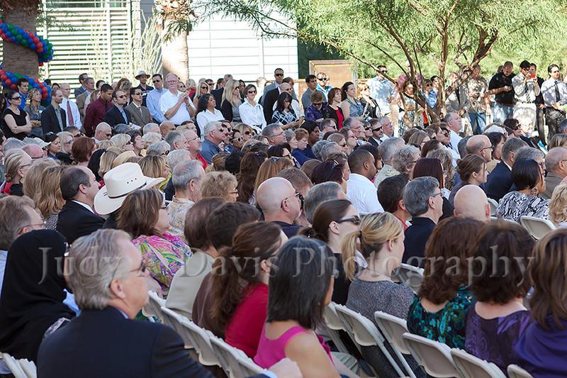 University of Arizona, Health Sciences Education Grand Opening Phoenix, Arizona