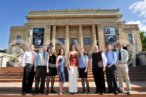 University of Utah Law School Graduation