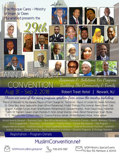 29th Annual Muslim Convention www.MuslimConvention.net