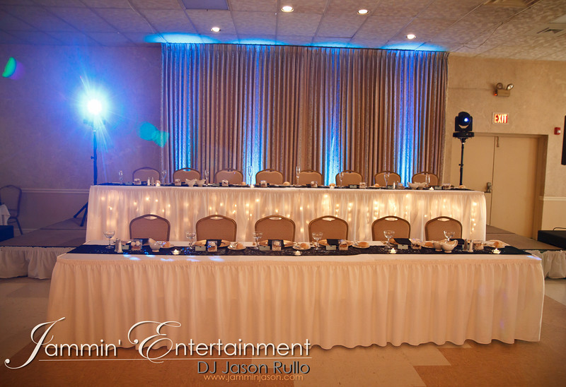 DJ Jason Rullo - Tarra & Ron's Wedding Reception 9-15-2012