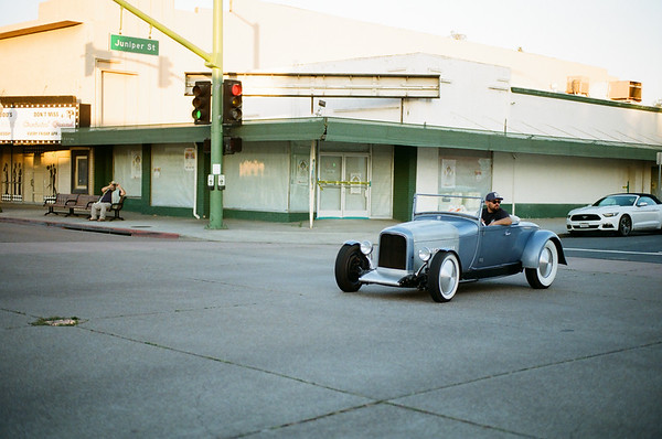 Cruising Grand, Escondido