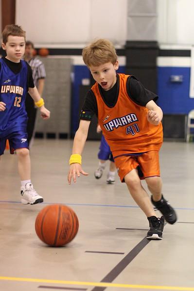 Upward Basketball (Nets vs. Panthers)