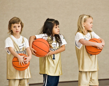 Upward Basketball Games - 013
