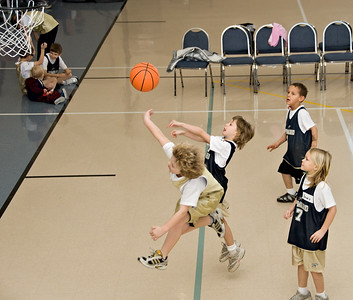 Upward Basketball Games - 100
