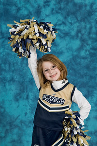 36 (Diamonds cheerleaders) Abby Mollish (mom wants)