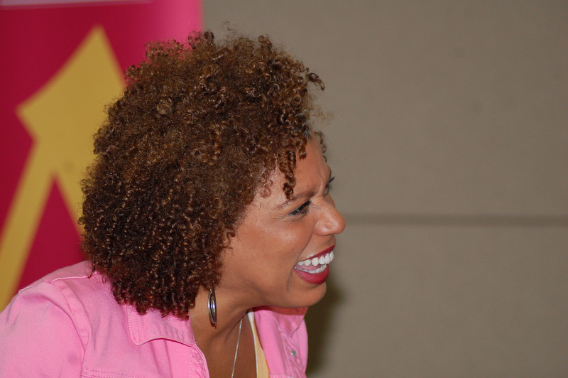 Rolonda Watts will be introducing a TV show on the Internet very soon.<br /> <br /> <br /> Photo by Isidra Person-Lynn