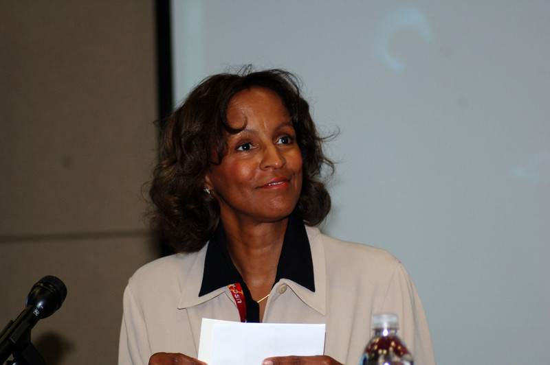 Karen Slade, GM KJLH<br /> <br /> <br /> Photo by Isidra Person-Lynn
