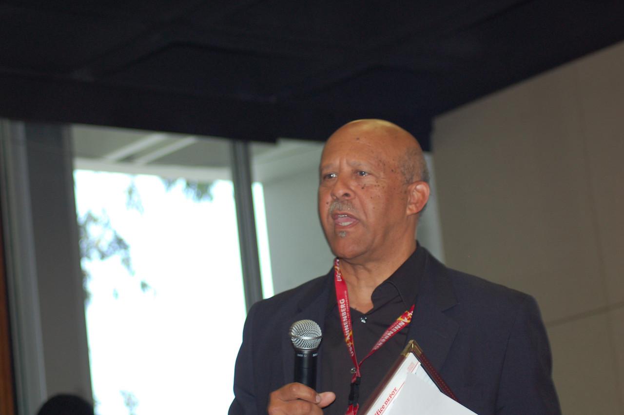 Ernest Wilson III, Dean of the Annenberg Graduate School<br /> <br /> <br /> Photo by Isidra Person-Lynn