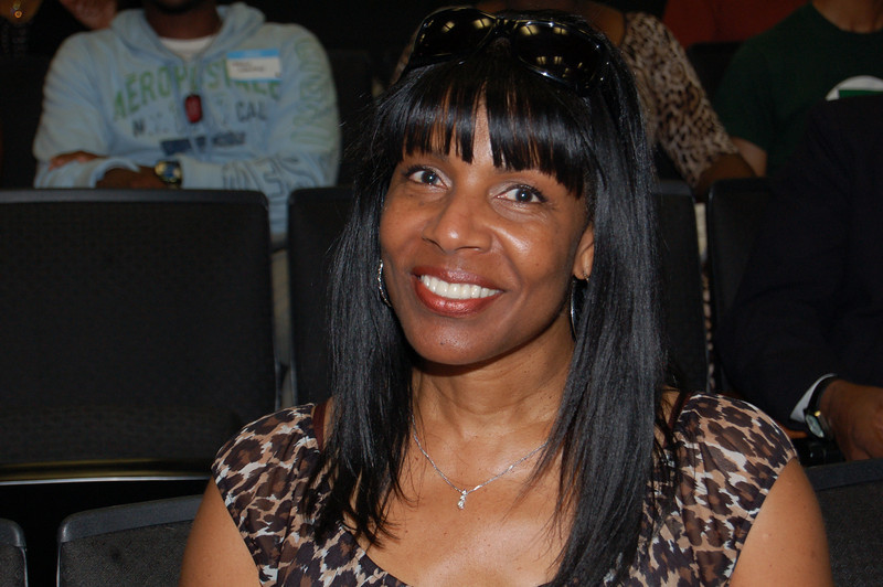Paula Bond, TV Producer and personailty<br /> <br /> <br /> Photo by Isidra Person-Lynn