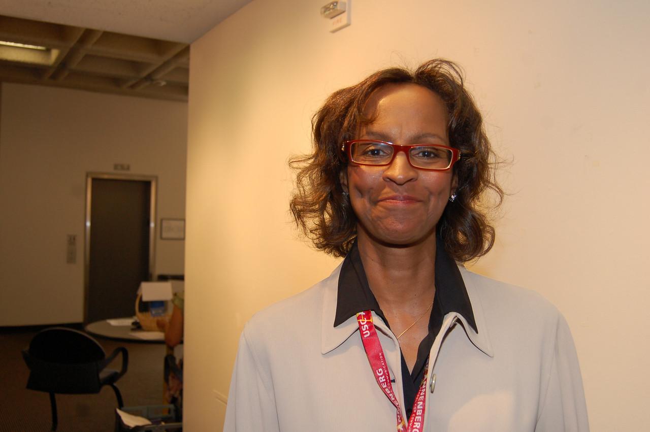 Karen Slade, GM, KJLH FM<br /> <br /> <br /> Photo by Isidra Person-Lynn