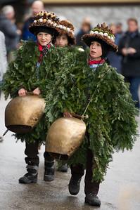 Urnäsch: Alter Silvester