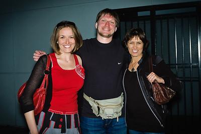 Katya Elkin, David Rabkin, Marina Bronson