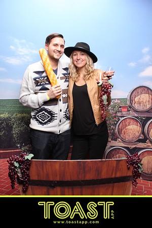 Use Toast App Uncorked Wine Fest