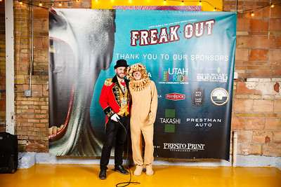 Halloween Freak Show 2016