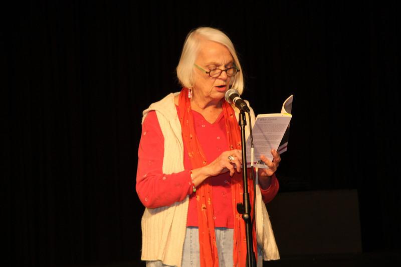 Geri Digiorno  poetry reading