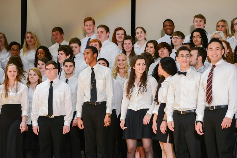 VA All State Choir