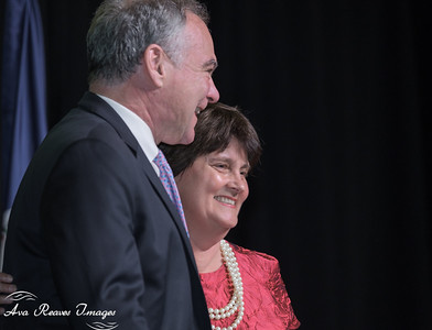 Tim Kaine and Anne Holton