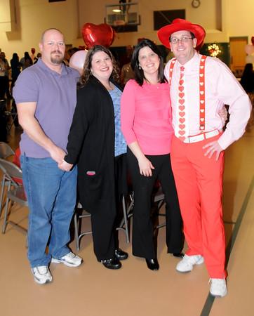 VALENTINES DINNER DANCE, ASSUMPTION SCHOOL, GALLOWAY NJ. 02/09/13
