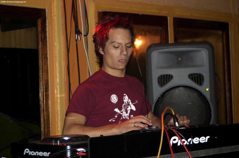 DJ Jordi Bouman