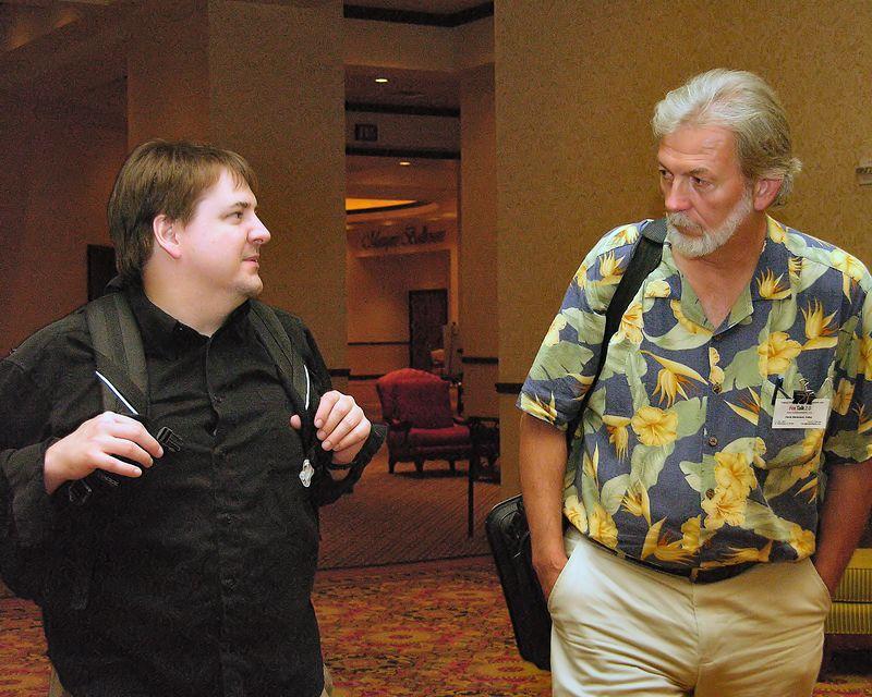Ken Levy and David Stevenson