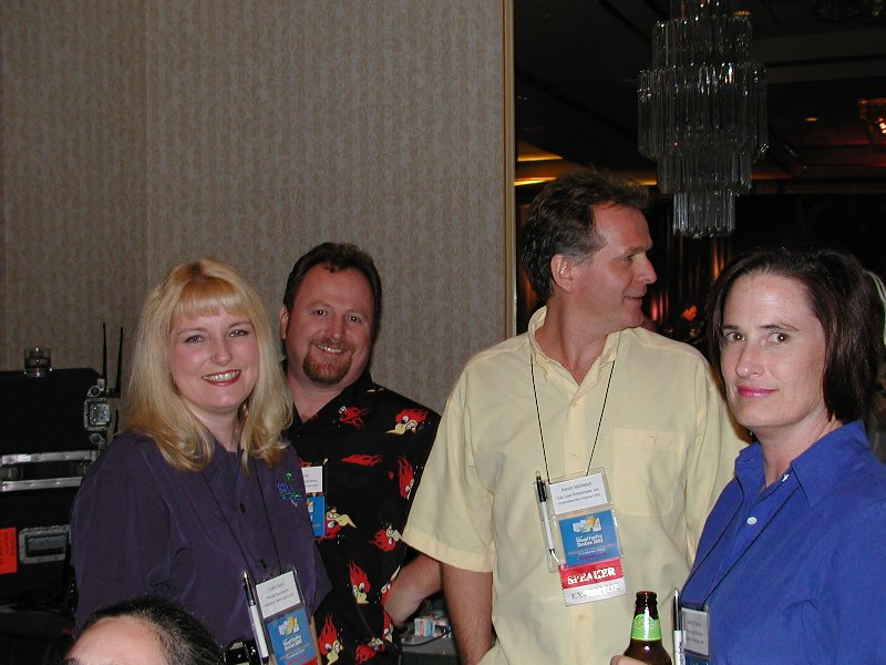 Cathi, John, Kevin, Nancy