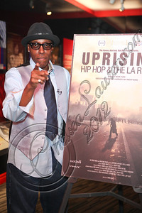 "LOS ANGELES, CA - APRIL 26:  Actor/comedian Arsenio Hall attends the ""Uprising"" screening and panel discussion at at The GRAMMY Museum on April 26, 2012 in Los Angeles, California.  (Photo by Chelsea Lauren/WireImage)"