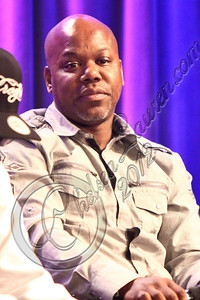 "LOS ANGELES, CA - APRIL 26:  Rapper Too Short attends the ""Uprising"" screening and panel discussion at at The GRAMMY Museum on April 26, 2012 in Los Angeles, California.  (Photo by Chelsea Lauren/WireImage)"