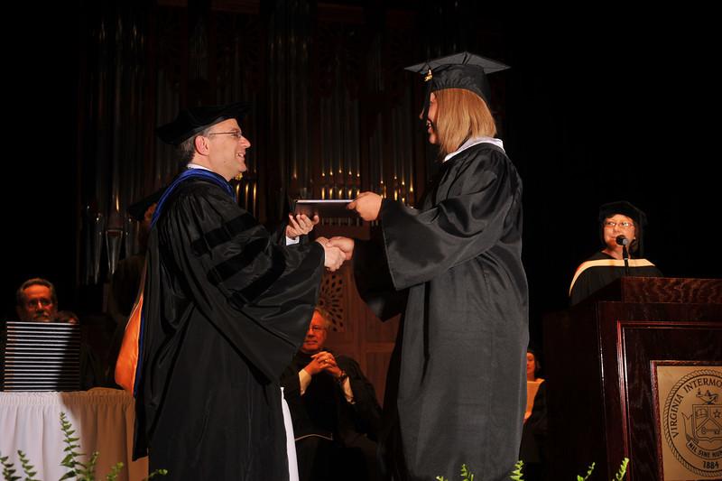 VIC Commencement 2009 VIC Commencement 2009