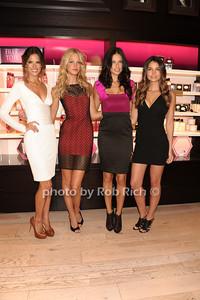Alessandra Ambrosio , Erin Heatherton,Adrianna Lima, Lily Aldridge photo  by Rob Rich © 2011 robwayne1@aol.com 516-676-3939