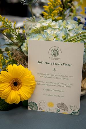 2017 Maury Society Dinner