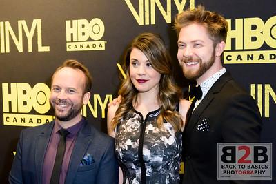 Canadian Red Carpet Premiere of VINYL
